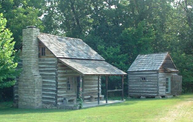 Log Cabins -  Miller County Museum