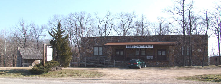 Miller County Museum, Home of Miller County Historical Society