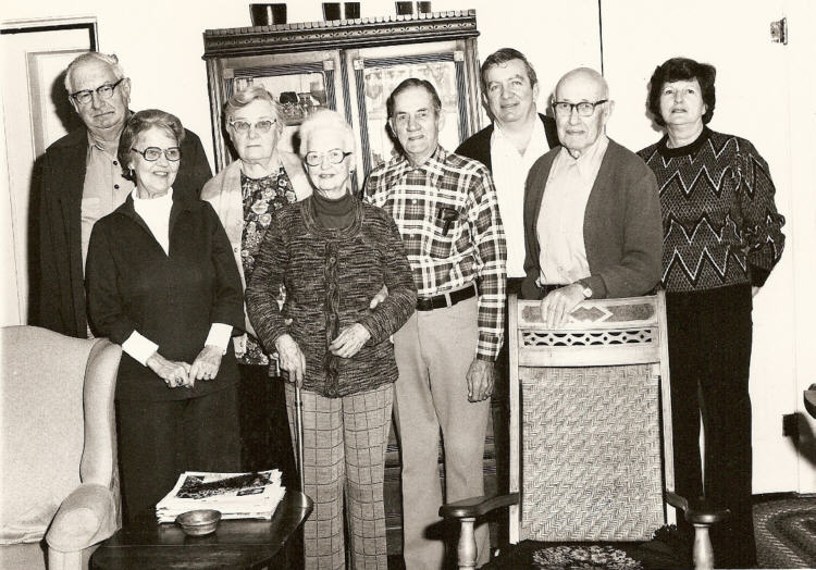 Founders of Miller County Historical Society